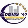 Coriax '97 logo